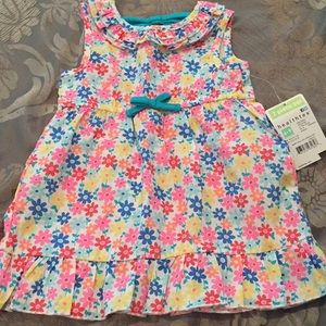 Healthtex one piece baby girl dress